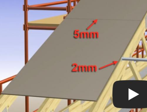 Slik gjøres det – på bygget: Montering av takstoler i store bygg